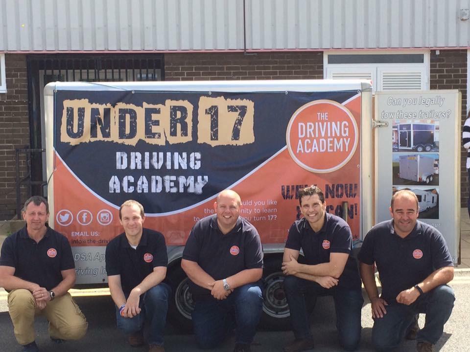 Under 17 Driving lessons Bishop Auckland