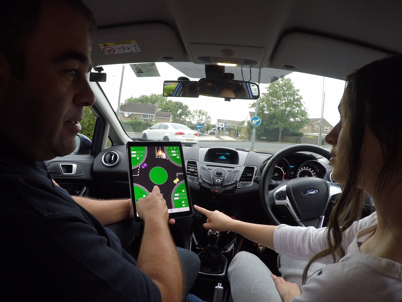 The-Driving-Academy iPad