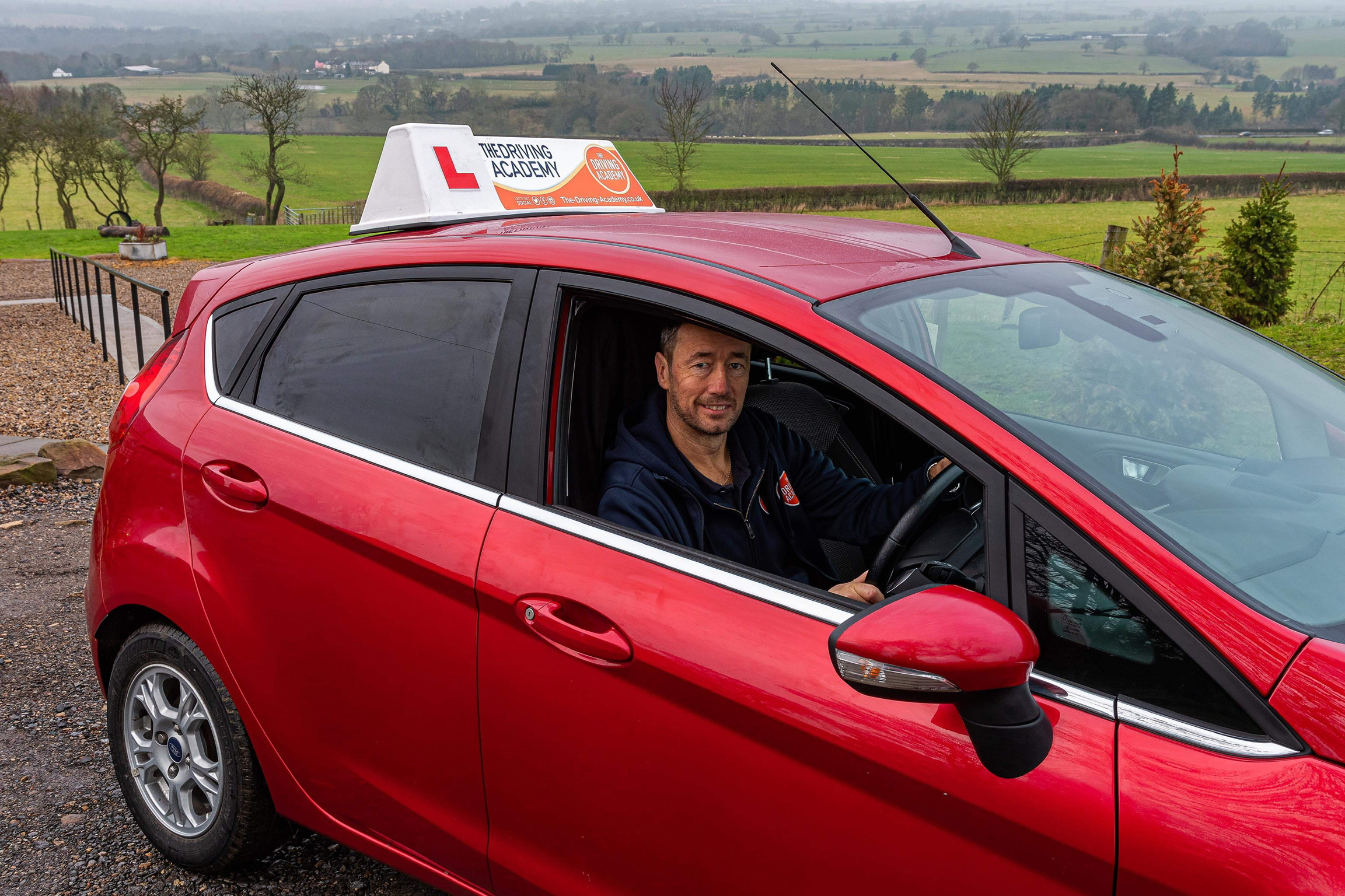 Peter Williams driving lessons